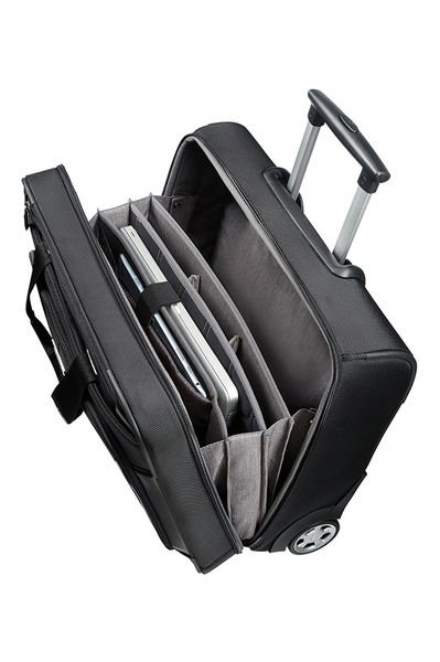 SAMSONITE XBR Pilot Case simple compartiment